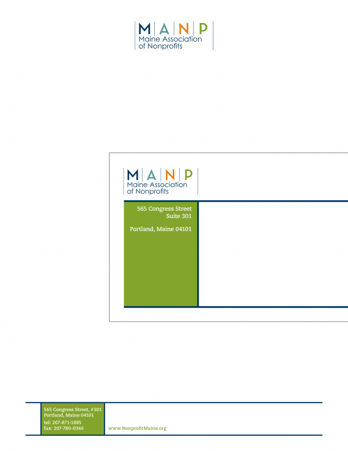 MANP Letterhead + Envs