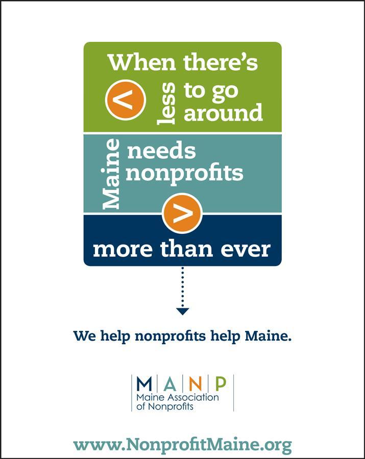 Why Nonprofits Matter Ad 1