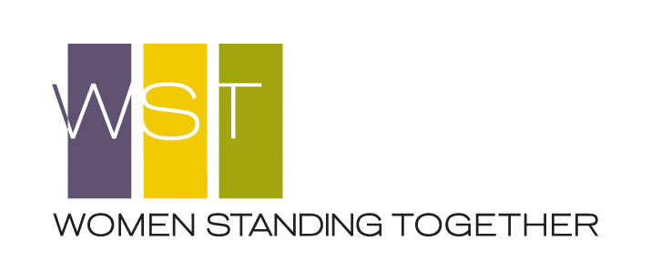 Women Standing Together Logo
